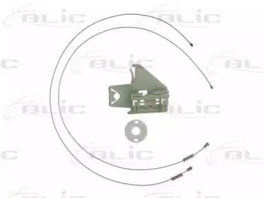 Ремкомплект стеклоподъемника на Шкода Октавия А5 'BLIC 6205-43-006803P'.