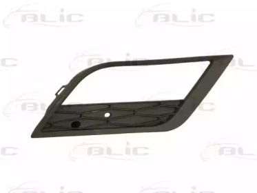 Решетка бампера на SEAT LEON BLIC 6502-07-6614916P.