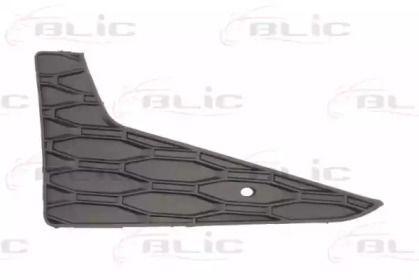 Решетка бампера на SEAT LEON BLIC 6502-07-6614918P.