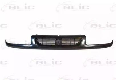 Решетка радиатора на SEAT TOLEDO 'BLIC 6502-07-6615992P'.