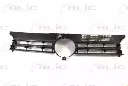 Решетка радиатора на Фольксваген Гольф 'BLIC 6502-07-9523995P'.