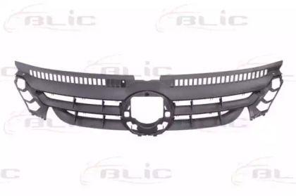 Решетка радиатора на Фольксваген Гольф BLIC 6502-07-9533992P.