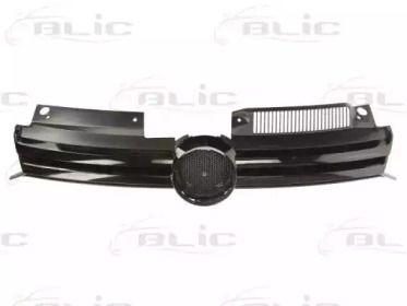 Решетка радиатора на Фольксваген Гольф BLIC 6502-07-9534992P.