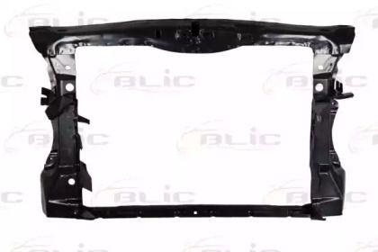 Передняя панель на Шкода Октавия А5 'BLIC 6502-08-7521200P'.