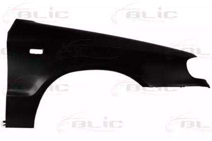 Переднє крило праве 'BLIC 6504-04-7513312P'.