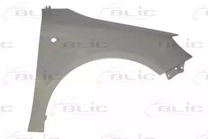 Переднє крило праве 'BLIC 6504-04-7515312P'.