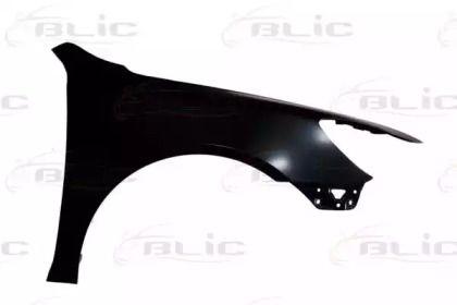 Переднє крило праве 'BLIC 6504-04-7521314P'.