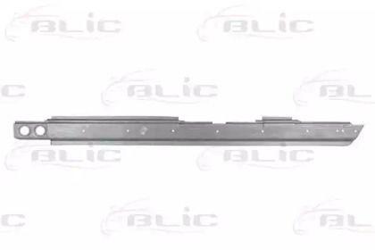 Накладка порога на Mercedes-Benz G-Class  BLIC 6505-06-3501011P.