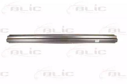 Накладка порога 'BLIC 6505-06-7525015P'.