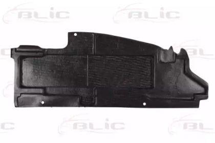 Захист двигуна на Мерседес Е Клас  BLIC 6601-02-3526871P.
