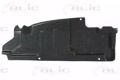 Захист двигуна на Mercedes-Benz E-Class  BLIC 6601-02-3526872P.