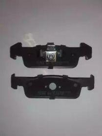 Тормозные колодки MOTAQUIP LVXL1822.