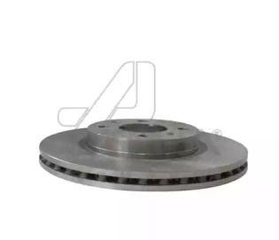 Вентилируемый передний тормозной диск 'ASAM 30137'.