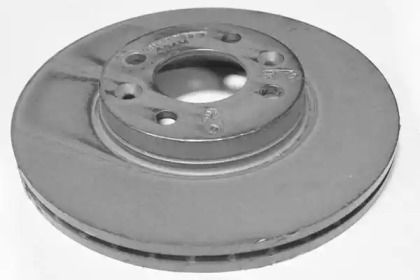 Вентилируемый передний тормозной диск 'ASAM 30883'.