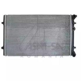 Радіатор охолодження двигуна ASAM 55178.
