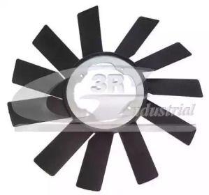 Крыльчатка вентилятора охлаждения двигателя '3RG 80115'.