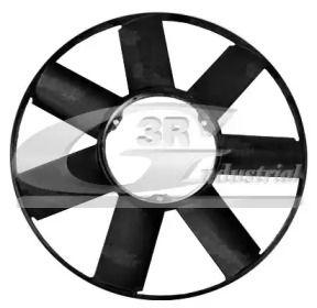 Крыльчатка вентилятора охлаждения двигателя '3RG 80122'.