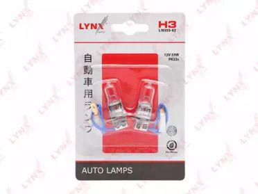 Лампа фари LYNXAUTO L10355-02 фотографія 1