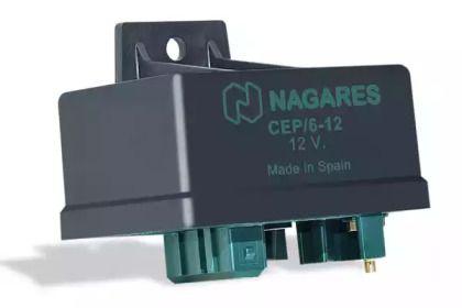 Реле, система розжарювання 'NAGARES CEP/6-12'.