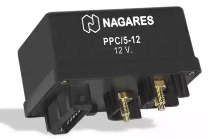 Блок управління, час розжарювання 'NAGARES PPC/5-12'.