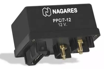 Блок управления, время накаливания 'NAGARES PPC/7-12'.