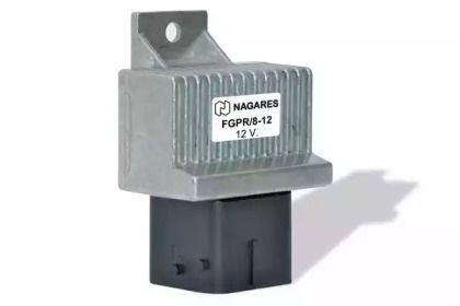 Блок управління, час розжарювання 'NAGARES FGPR/8-12'.