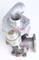 Турбина GARRETT 454216-5003S.