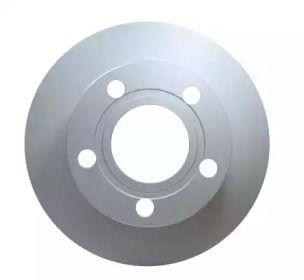 Тормозной диск 'HELLA PAGID 8DD 355 102-801'.