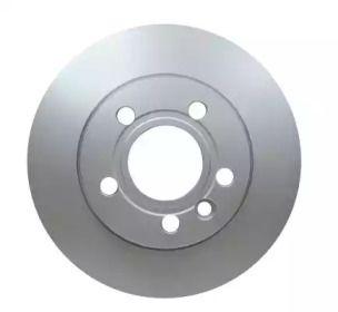 Тормозной диск на Фольксваген Комби 'HELLA PAGID 8DD 355 105-611'.