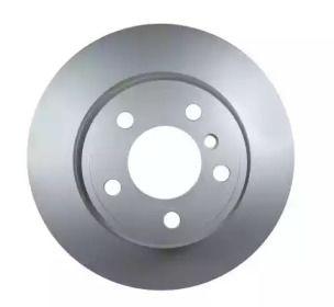 Тормозной диск на БМВ Х5 'HELLA PAGID 8DD 355 107-771'.