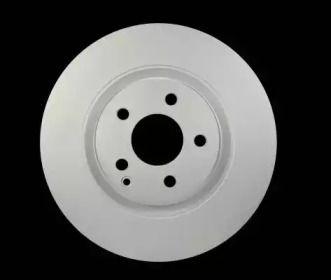 Вентилируемый тормозной диск на MERCEDES-BENZ GLK 'HELLA PAGID 8DD 355 109-431'.