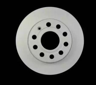Тормозной диск на SEAT ALTEA XL 'HELLA PAGID 8DD 355 109-601'.