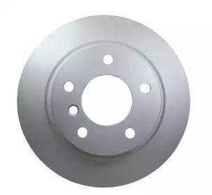 Тормозной диск 'HELLA PAGID 8DD 355 111-301'.