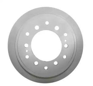 Вентилируемый тормозной диск на LEXUS GX 'HELLA PAGID 8DD 355 114-861'.