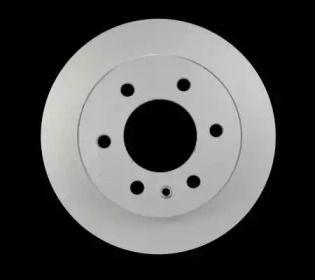 Тормозной диск на MERCEDES-BENZ T1 'HELLA PAGID 8DD 355 117-641'.