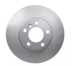 Вентилируемый тормозной диск на БМВ Х4 'HELLA PAGID 8DD 355 119-541'.