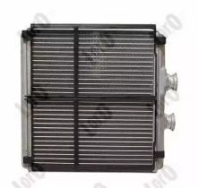 Радіатор печі на Мерседес W212 LORO 054-015-0003-B-A.
