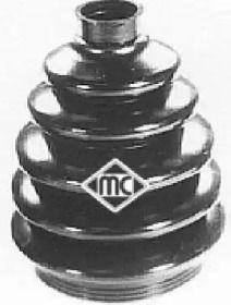 Пыльник ШРУСа наружный на SEAT LEON 'METALCAUCHO 00297'.