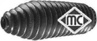 Пыльник рулевой рейки на VOLKSWAGEN GOLF 'METALCAUCHO 00479'.