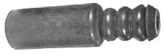 Комплект пильовика і відбійника 'METALCAUCHO 00998'.