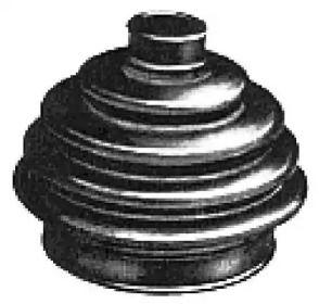 Комплект пыльника ШРУСа на VOLKSWAGEN GOLF 'METALCAUCHO 01359'.