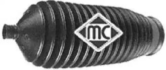 Комплект пильовика кермової рейки METALCAUCHO 01648.