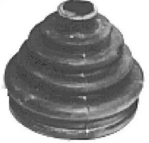 Комплект пыльника ШРУСа на Фольксваген Джетта 'METALCAUCHO 01732'.