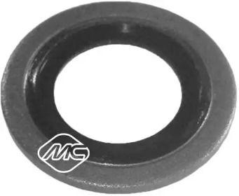 Уплотнительное кольцо, резьбовая пробка маслосливн. отверст. 'METALCAUCHO 02024'.
