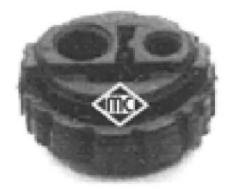 Кронштейн глушителя METALCAUCHO 02754.