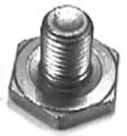 Нарізна пробка, масляний піддон METALCAUCHO 02929.