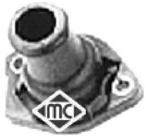 Фланец охлаждающей жидкости на Фольксваген Пассат METALCAUCHO 03517.