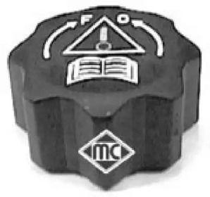 Кришка розширювального бачка 'METALCAUCHO 03560'.
