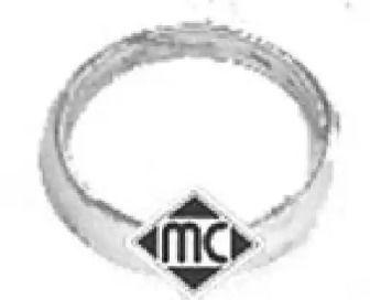 Прокладка приймальної труби METALCAUCHO 04154.