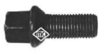 Болт колісний 'METALCAUCHO 04248'.